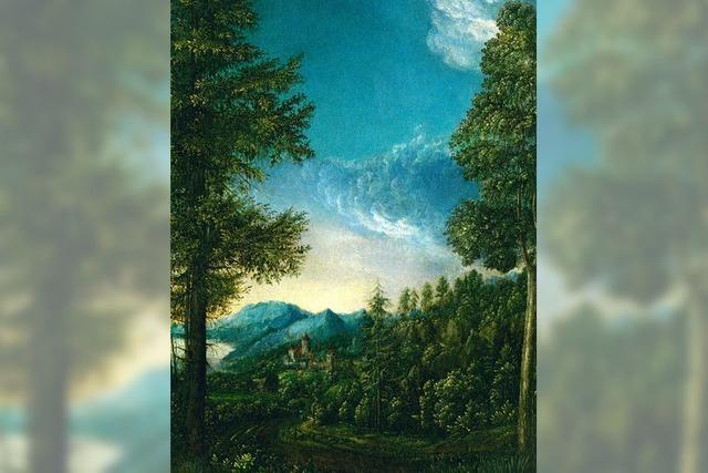 Gemälde von Albrecht Altdorfer im Städelmuseum