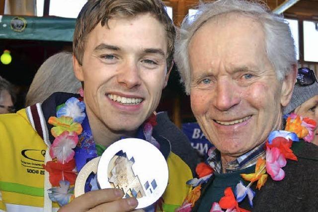Fabian Rießle, der olympische Lückenschließer