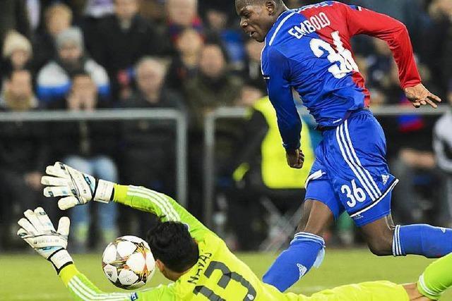 Trotz Niederlage: FC Basel auf Augenhöhe mit Real Madrid
