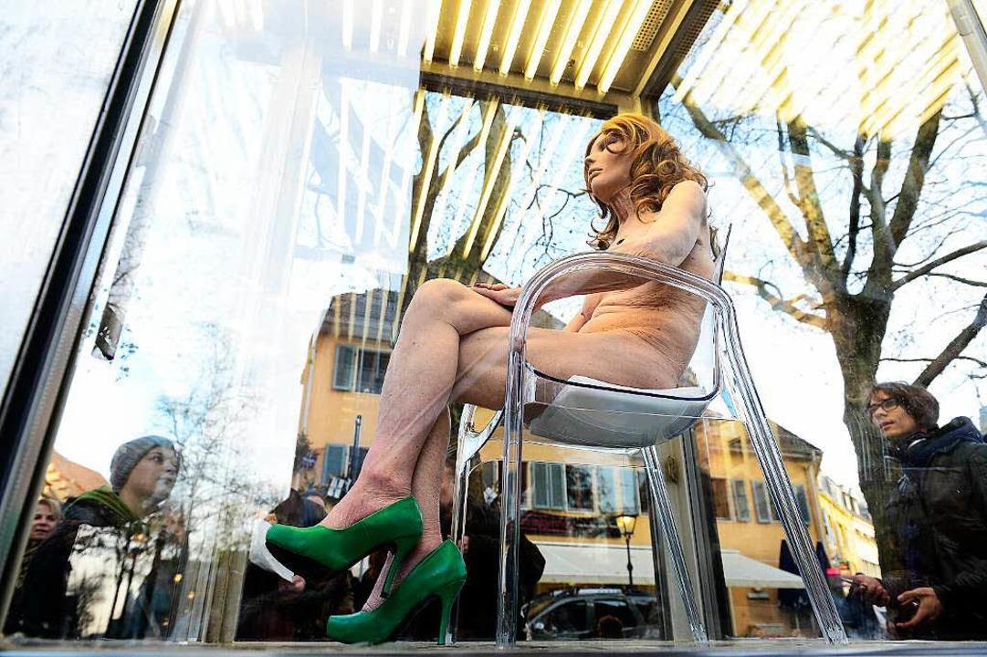 Ceci n'est past mon corps – Dies ist nicht mein Körper  | Foto: Ingo Schneider