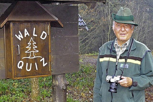 Ein langjähriger Botschafter des Waldes