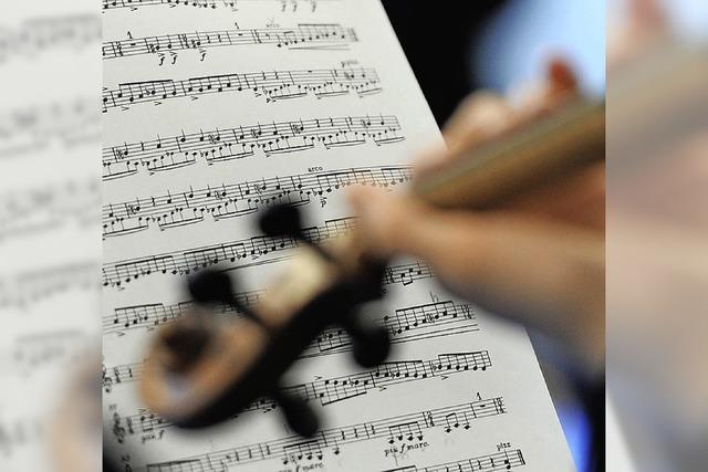 Offenburger Musikbibliothek wird mit Literaturkonzert eröffnet