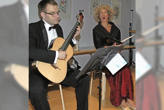 Ode an Schubert und Hebel