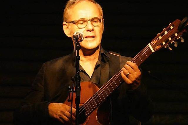 Wie war Reinhold Beckmann im Freiburger Jazzhaus?