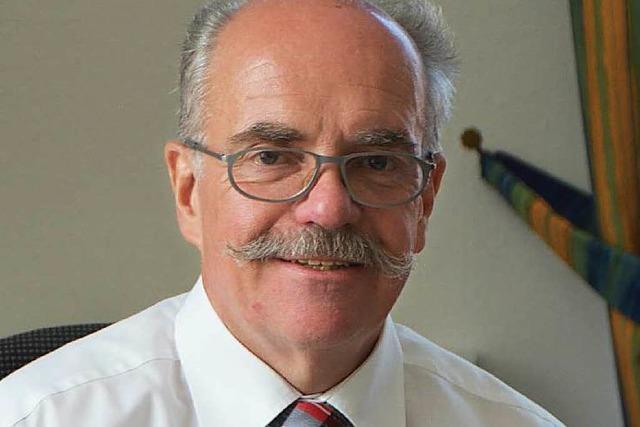 Bürgermeister Bieniger hört nach 32 Jahren auf