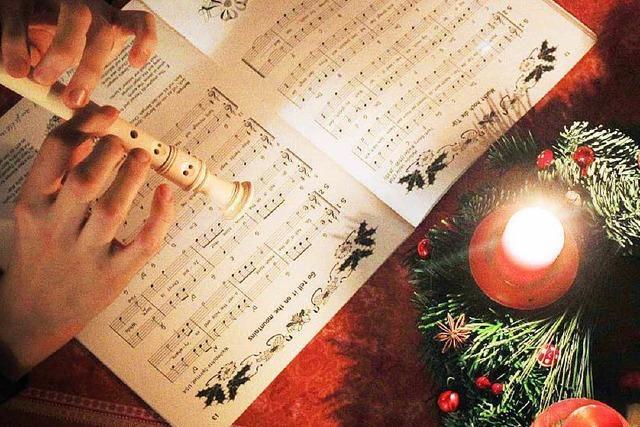 Lebendige Adventskalender: Jeden Tag öffnet sich ein Fenster