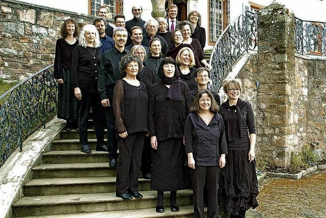 Festliches Chor- und Orgelkonzert mit Ensemble Viva Voce und Organist Michael A. Müller