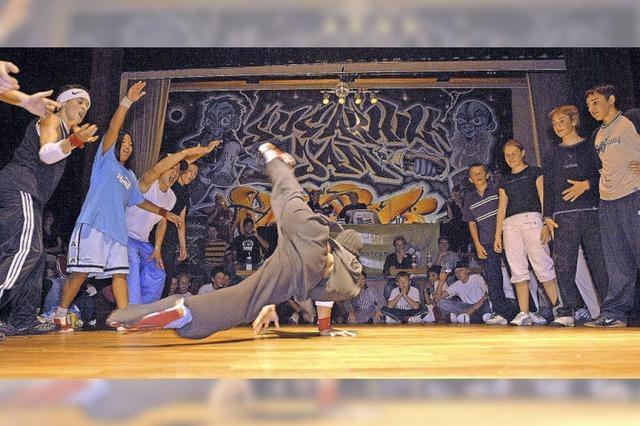 HipHop und Breakdance
