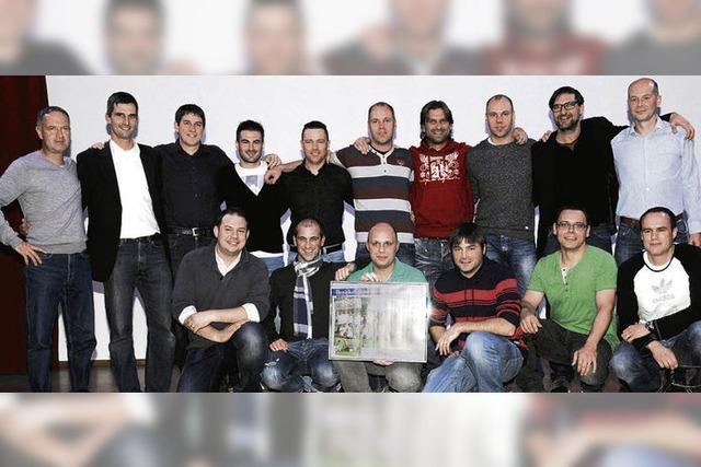 Landesligateam trifft sich