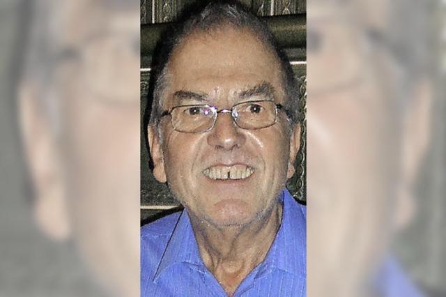 Alfons Tritschler seit 50 Jahren im Buchenbacher Kirchenchor