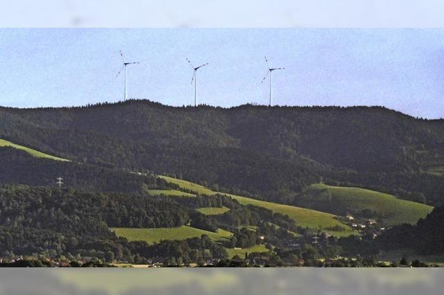 Keine Fläche für Windkraft gefunden