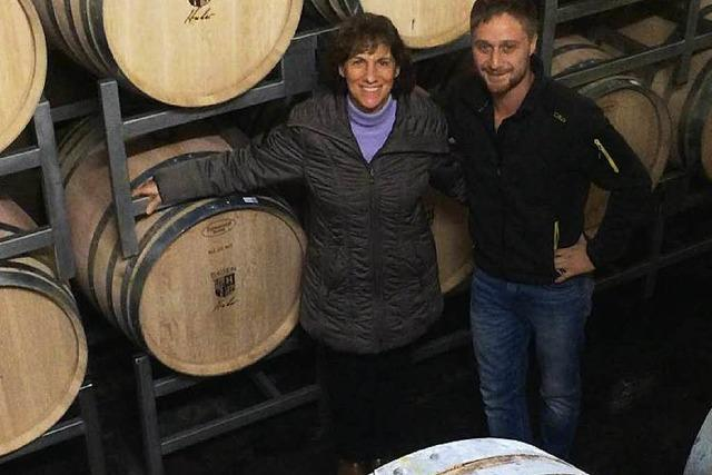 Nach dem Tod des Winzers Bernhard Huber führen seine Frau und sein Sohn das Weingut