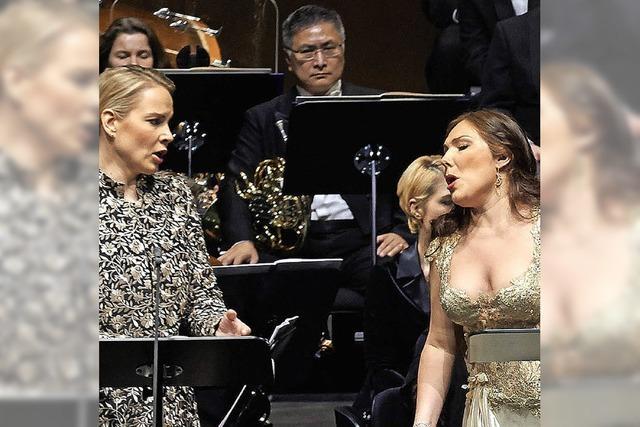 Nur wenige musikalische Millimeter bis zu Verdi