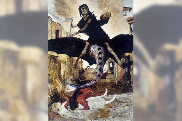 Im Mittelalter gab es 25 Millionen Pest-Opfer