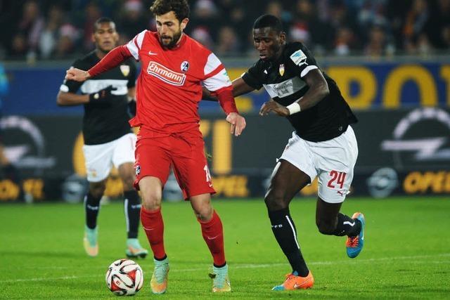 Live-Ticker zum Nachlesen: SC Freiburg verliert gegen den VfB Stuttgart 1:4
