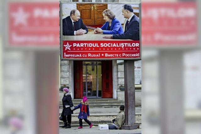 Schicksalswahl im Armenhaus Europas