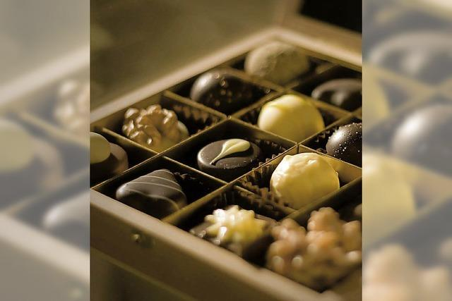 Schokoladenfestival Chocol-Art in Tübingen