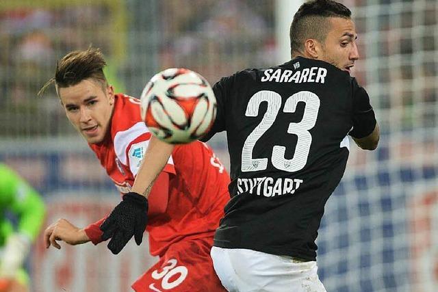 SC Freiburg geht 1:4 gegen Stuttgart unter