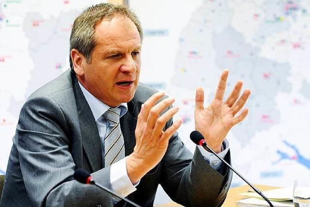 Innenminister sieht Polizei für die Zukunft gerüstet