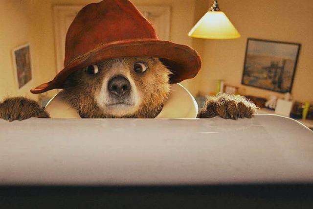 Kinderbuch-Held Paddington Bär erobert Kinoleinwand
