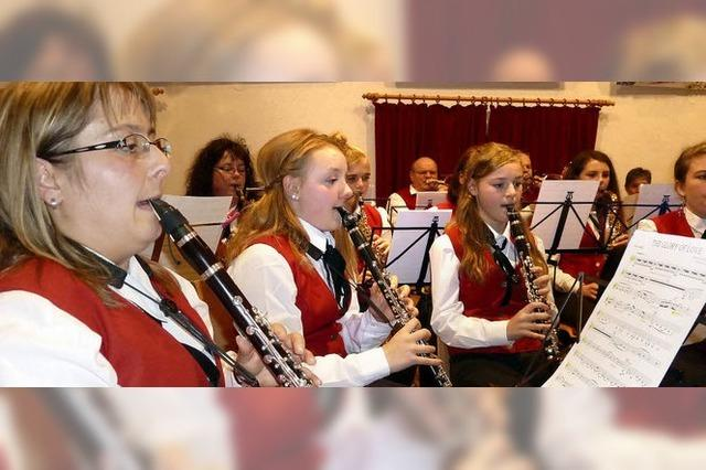 Junge Musiker zeigen reife Leistung
