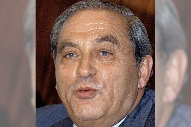Gründervater der EZB