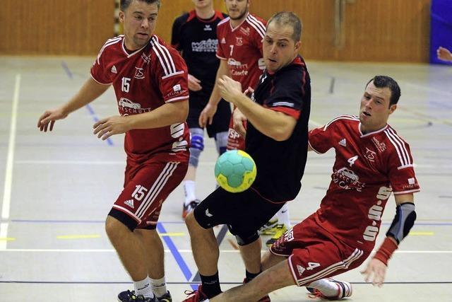 Weiler Handballer purzeln von der Spitze