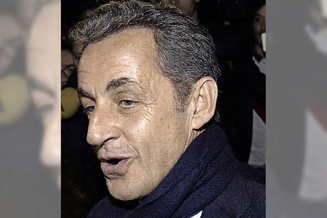 Sarkozy kehrt an die Spitze der UMP zurück