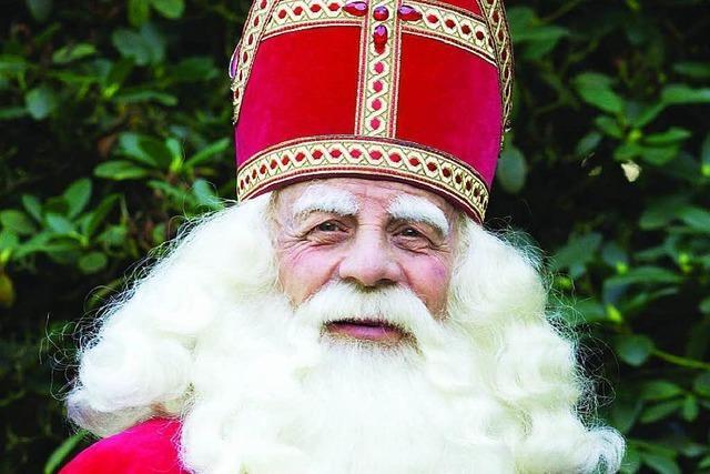 Was sagt der Nikolaus zum Zweifel an seiner Existenz?