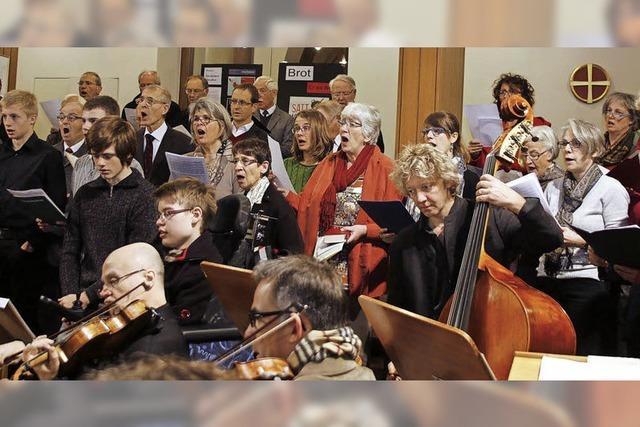 Opulentes Programm zum Start ins neue Kirchenjahr