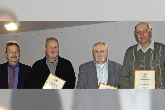 Auszeichnung für Bürgerengagement