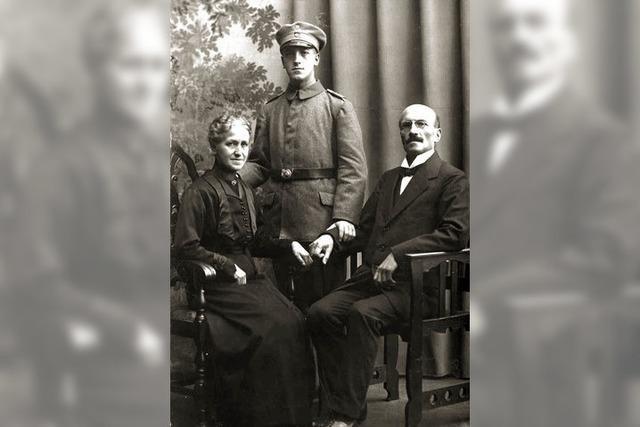 Der Erste Weltkrieg aus Offenburger Sicht