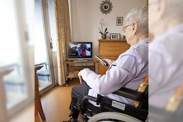 Aufrüsten für rüstige Rentner