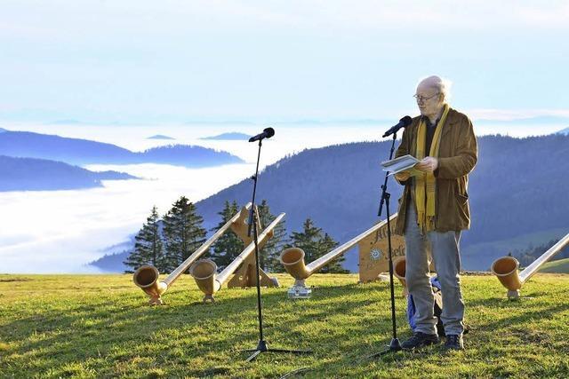 Literatur über dem Nebelmeer