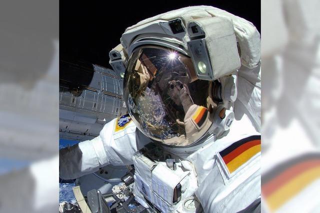DLR-Chef Wörner über die europäische Raumfahrt