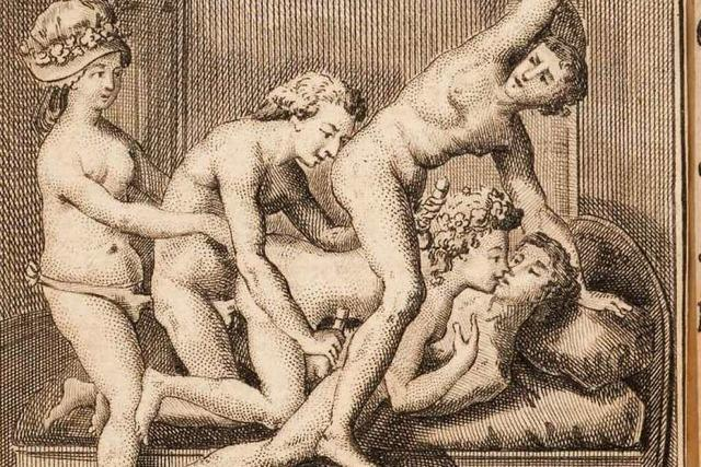 Orgien und sexuelle Gewalttaten: Vor 200 Jahren starb de Sade