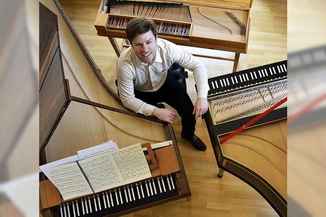 Tastenabend mit Ricardo Magnus in Emmendingen