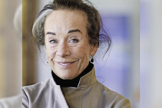 Karten gewinnen: Vera Tschechowa liest in Badenweiler
