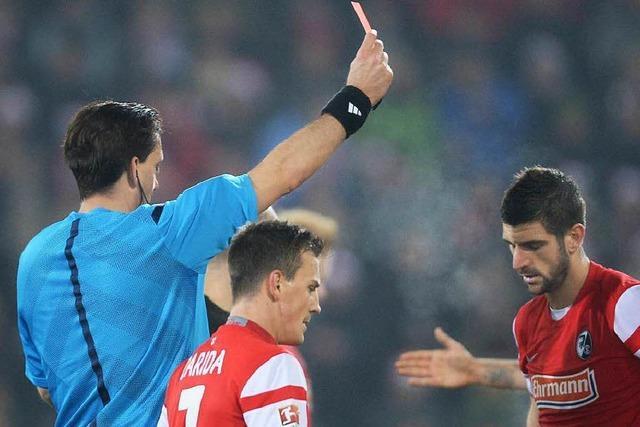 SC Freiburg: Sportgericht sperrt Mitrovic für zwei Spiele