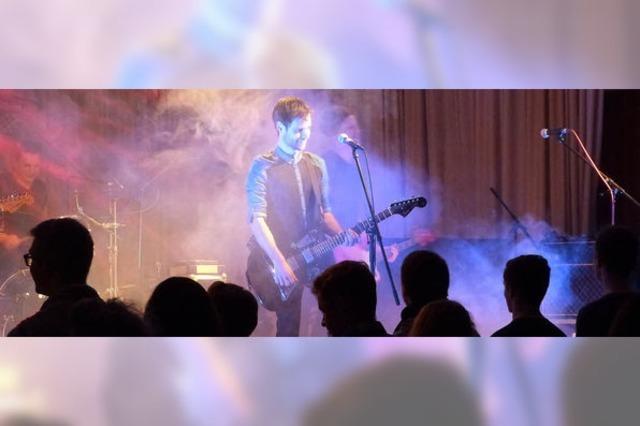 Rockkonzert für Stolpersteine