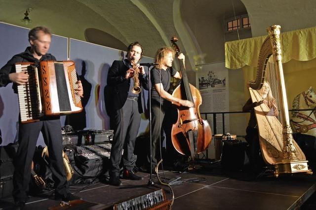 Jazz sorgt für volles Haus