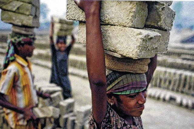 Appell für fairen Handel und gegen Kinderarbeit