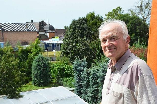 Landesgartenschaugelände: Enteignung von Werner Grafmüller rückt näher