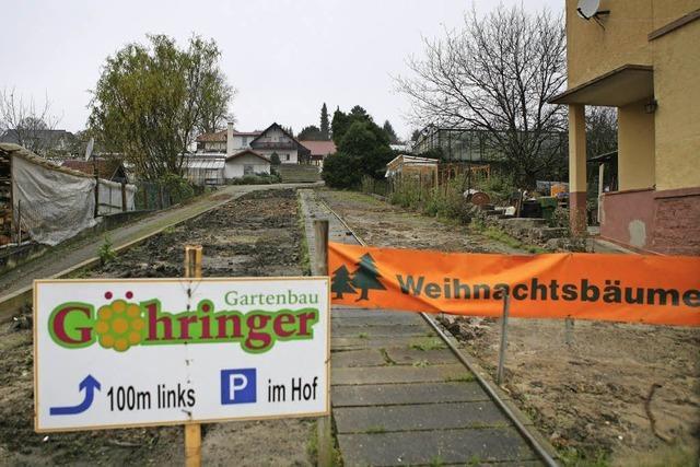 Neues Wohngebiet in Innenstadtnähe