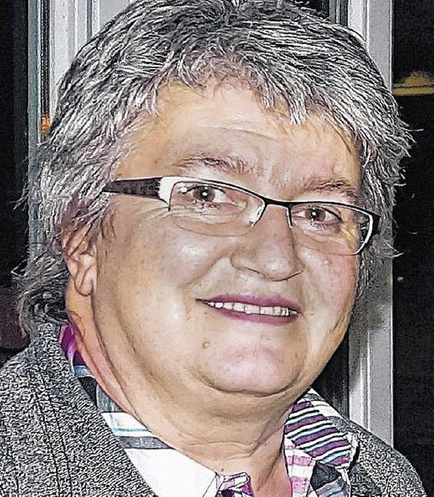 Gabriele Schmidt war die Gastrednerin ...diesjährigen Adventsbegegnung der CDU.  | Foto: bz