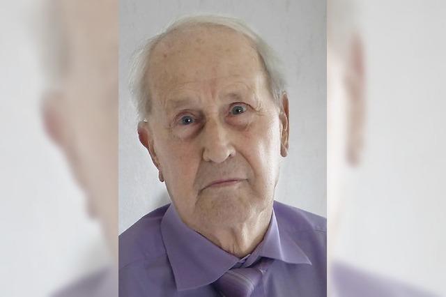 Gerhard Hagenunger 90