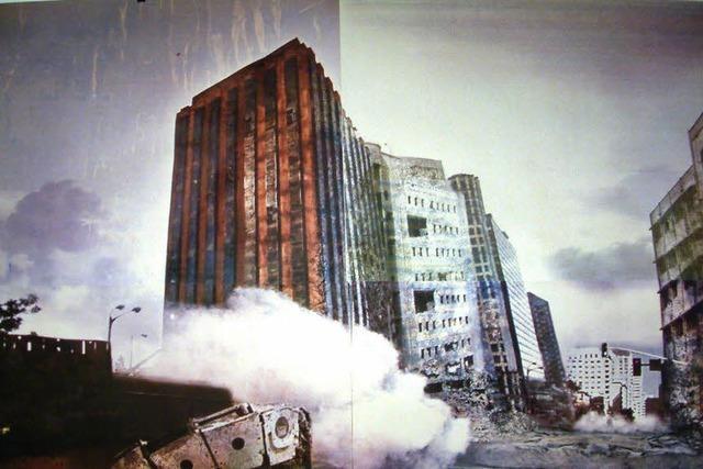 Urbane Räume in der Galerie Stapflehus: Spannungsfelder des Städtischen