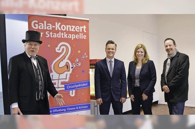 Tanzprofis kommen zum Galakonzert