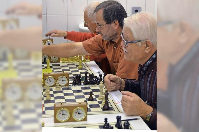 Schach matt der Langeweile im Knast