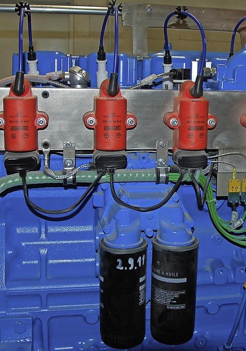 Das Blockheizkraftwerk soll Wärme und Energie liefern.   | Foto: Archiv: Gerigk